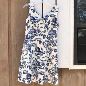 Charming Charlie printed dress
